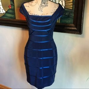 Tadashi bodycon dress